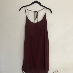 Brandy Melville slip dress